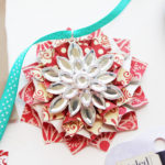 Kid's Christmas Crafts | Paper Ornament