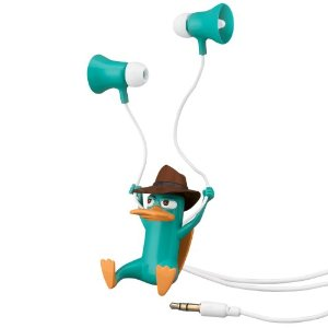 Phineas And Ferb Earbuds