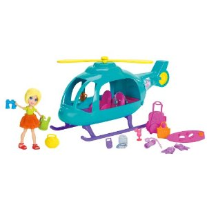 Polly Pocket Helicopter