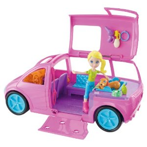 Polly Pocket Pet Spa