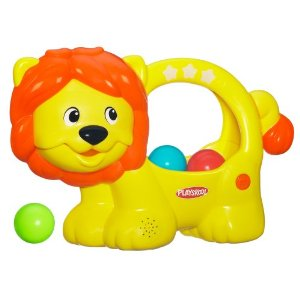 Poppin Park Lion Toy
