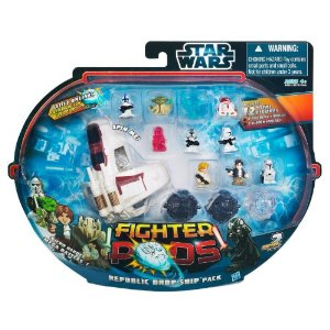 STAR WARS Fighter Pods