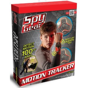Spy Gear Motion Tracker