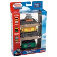 Thomas TrackMaster Dieselworks for $4.99 Shipped