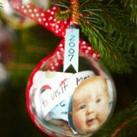 Time Capsule Ornament Craft