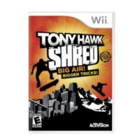 Tony Hawk Shred Wii Game for $5.83 Shipped