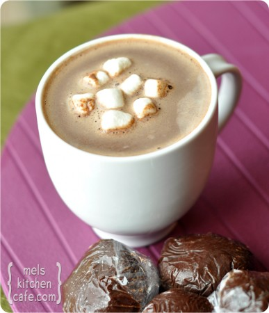 Truffle Hot Chocolate Balls