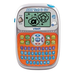 VTech ABC Text and Go Motion Orange