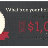 CouponTrade 12 Days of Christmas Giveaway: Win $1,000!