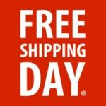 FREE Shipping Day | Monday 12/17/2012