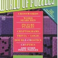 Games World of Puzzles Magazine | $9.98 for One Year