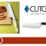 Grateful Giveaways #11: Cutco 7″ Santoku Knife