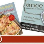 Grateful Giveaways #12: Freezer Cooking Prize Package