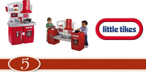 Grateful Giveaways #5: Little Tikes Cook 'n Grow Kitchen