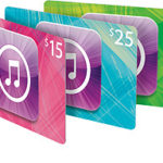 iTunes Gift Cards | 20% Off at Best Buy
