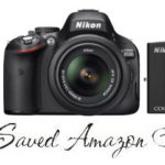Nikon Camera Deals on Amazon