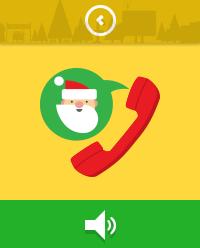 santa phone call
