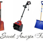 Amazon Deals on Snow Shovels