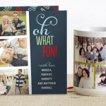 Tiny Prints Coupon | FREE Mug wyb 50 Holiday Cards