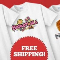Silly and Sassy Sports Shirts for only $6.99 each + FREE Shipping