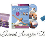 Yoga Deals on Amazon + YOGA JOURNAL MAGAZINE for $4.99