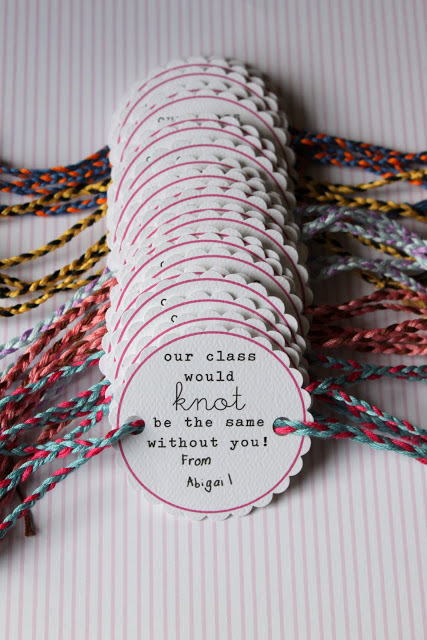 free printable friendship bracelet valentines