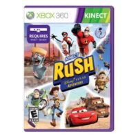 Kinect Rush: A Disney Pixar Adventure for $19.99 Shipped