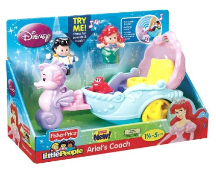 Little People Disney Princess Coach