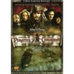 Pirates of the Caribbean: At World's End DVD for $4.99 Shipped