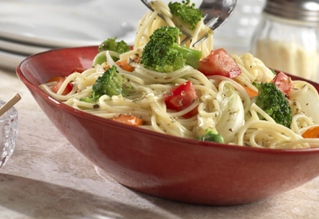 Easy Pasta Primavera Recipe