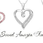 Valentine Jewelry Deals on Amazon