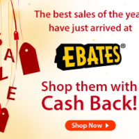 Winner, Winner, WINesday #4: Ebates New Year Sales Cash Back + $50 Giveaway