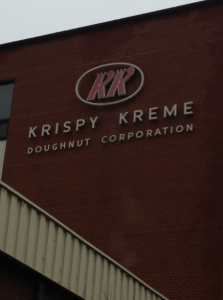 krispy kreme mix factory