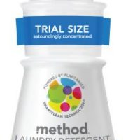 FREE Sample | 8-load bottle of Method Laundry Detergent