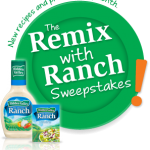 Remix with Ranch Sweepstakes