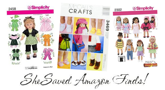American Girl Clothing Patterns