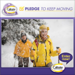 Caltrate Pledge to Keep Moving Sweepstakes