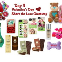 Day 3 | Share The Love Valentine's Day Giveaway