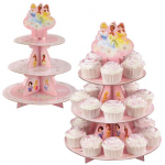 Disney Princess Cupcake Stand For $6.36 Shipped