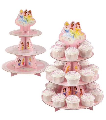 Disney Princess Cupcake Stand