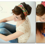 Cents of Style Fashion Friday | Headwrap and Stud Earring for $9.99 Shipped