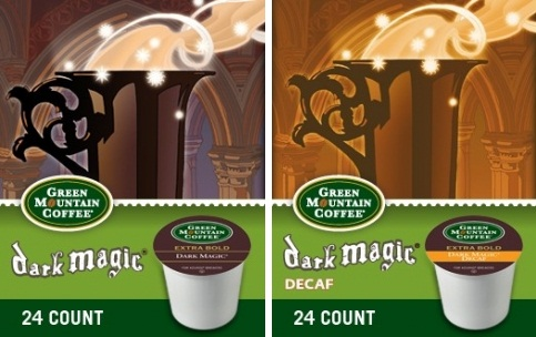 Green Mountain Dark Magic Keurig Kcups
