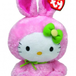 Hello Kitty Beanie Babies for $6.99 Shipped