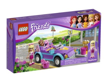 LEGO Friends Convertible
