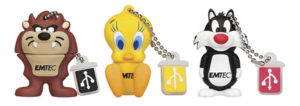 Looney Tunes 4GB Flash Drive