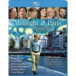 Midnight in Paris Bluray for $9.99 Shipped