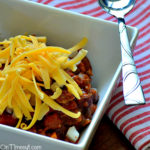 Slow Cooker Recipe | Heart Healthy Chili