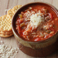 Stuffed Pepper Soup Recipe | Perfect for Winter