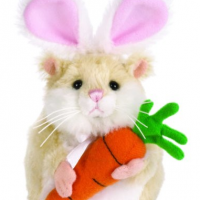 Webkinz Carrots Mazin Hamster for $4.85 Shipped
