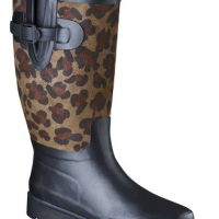Womens Leopard Rain Boots for $25 | Buy One Get One 50% Off